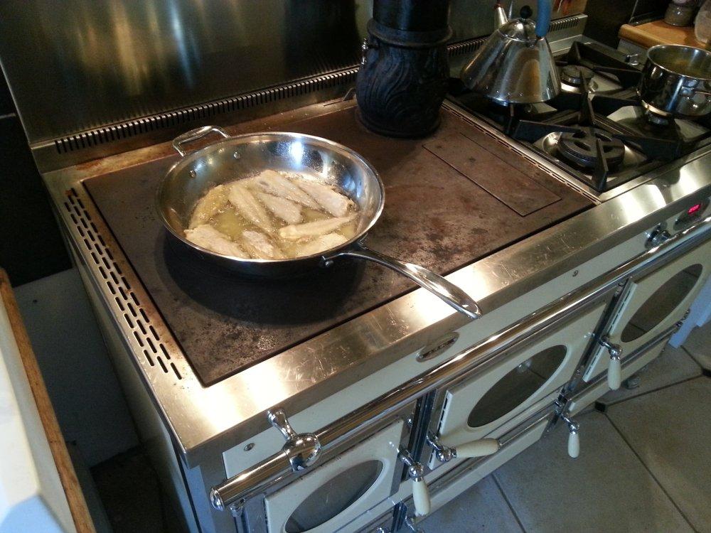 friture de céteaux