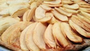 Temps de cuisson de la tarte aux pommes